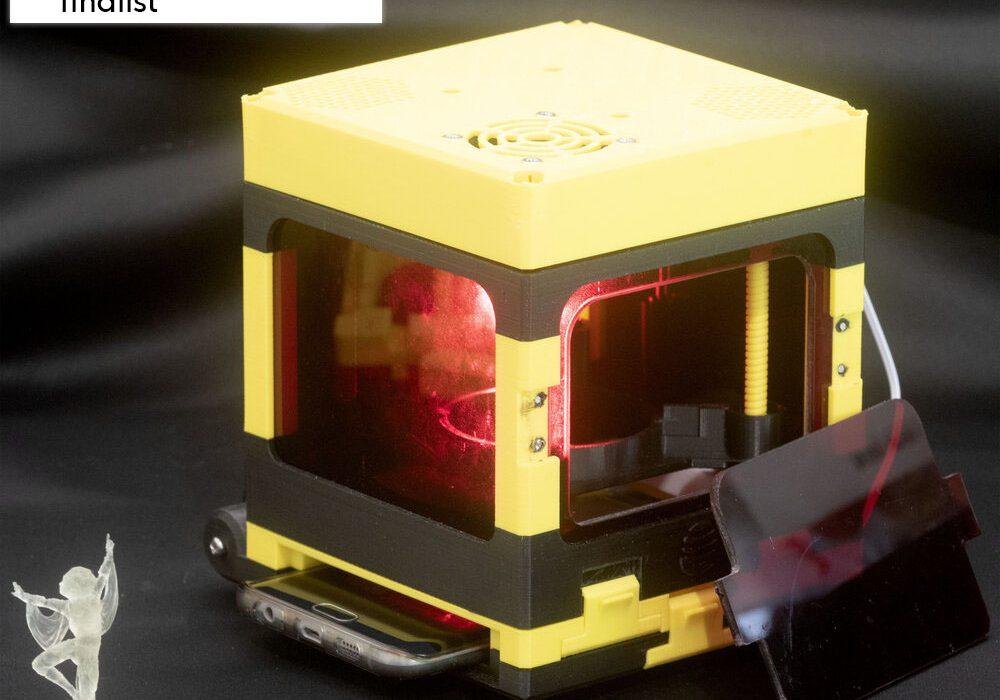 The LumiBee 3D Printer