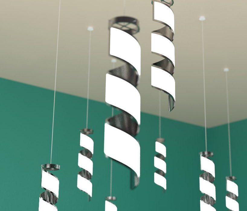 Oled lamp design 2016
